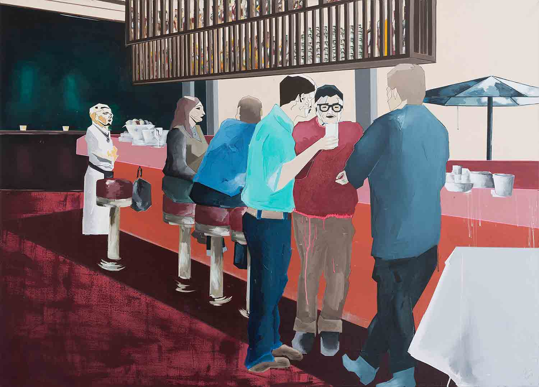Painting_Die_Bar_Dikla_Stern_Contemporary_Art